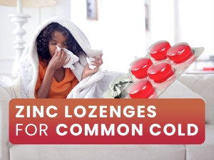 Are Zinc Lozenges Effective For The Treatment Of Common Cold
