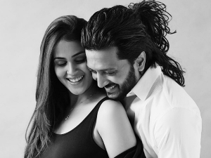 Riteish Deshmukh And Genelia D Souza S Colour Coordinated Outfits On Their Anniversary