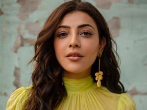 Indian 2 Actress Kajal Aggarwal Flaunts Vibrant Eye Makeup Look On Instagram