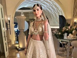 Ek Villain 2 Actress Tara Sutaria S Embellished Lehenga And It S Price