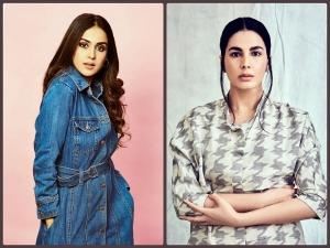 Genelia Deshmukh And Kirti Kulhari S Outfits