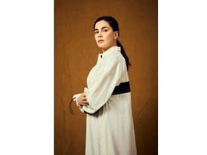Kirti Kulhari S Off White Dress On Her Instagram