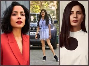 Kirti Kulhari Shahana Goswami And Janhvi Kapoor S Fashion