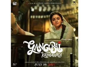 Alia Bhatt Surprises With A Pastel Green Outfit In Gangubai Kathiawadi Poster