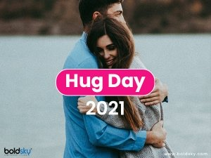 Valentine's Week 2021: Quotes, Messages & Wishes To Share On This Hug Day