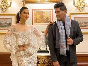 Kiara Advani Showstopper For Manish Malhotra