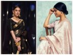 Aditi Rao Hydari And Sakshi Tanwar S Sarees From Netflix Series