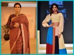 Ananya Panday Dia Mirza Hina Khan And Other Celeb Showstoppers