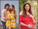Neeti Mohan S Maternity Photoshoot And Her Stylish Dresses