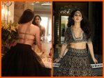 Sara Ali Khan Plays Muse For Manish Malhotra S Nooraniyat Collection