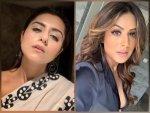 Nia Sharma And Ridhi Dogra Flaunts White Eyeliner On Instagram