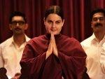 On Kangana Ranaut S Birthday Her Three Looks From Upcoming Film Thalaivi