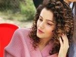 Shakti Actress Rubina Dilaik Rocks Orange Eyeliner On Instagram