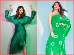 Shilpa Shetty Kundra In Two Stunning Green Outfits On Instagram