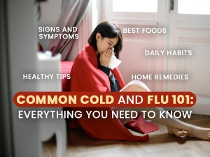 Common Cold And Flu Best Foods Symptoms Home Remedies Healthy Tips