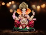 Om Gan Ganpatye Namo Namahganesh Mantra Lyrics In Hindi English