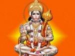 Hanuman Bajrang Baan Lyrics In Hindi English With Meaning