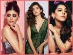 Sanjana Sanghi Mithila Palkar And Alaya F Outfits For Filmfare Awards