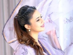 Yeh Hai Mohabbatein Actress Divyanka Tripathi Flaunts Braid Ponytail