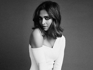 Deepika Padukone S Monochrome Picture And Dress On Instagram
