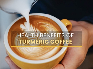 Health Benefits Of Turmeric Coffee And How To Prepare It