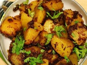 Hing Jeera Aloo Recipe
