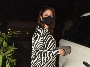 Kareena Kapoor S Stunning Pyjama Set