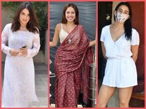 Nushrratt Bharuccha Radhika Madan Sara Ali Khan S Summer Outfits