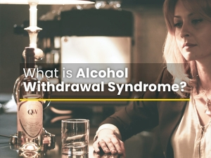 Alcohol Withdrawal Syndrome Causes Symptoms Risks Treatments