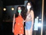 Katrina Kaif And Isabelle Kaif Spotted In Summer Outfits At Mizu Bandra