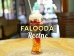 How To Prepare Falooda During Ramadan