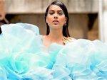 Nia Sharma Flaunts Dramatic Blue Eye Makeup Look In Latest Photoshoot