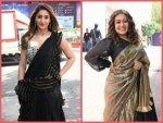 Neha Kakkar And Dhvani Bhanushali In Beautiful Sarees For Indian Idol