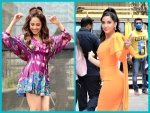 Nora Fatehi And Nushrat Bharucha Give Goals In Stylish High Ponytails