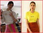 Aditi Rao Hydari And Jacqueline Fernandez S Latest Outfits On Instagram