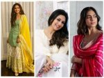 Summer Traditional Suits Fashion For Ugadi And Baisakhi