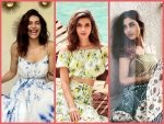 Karishma Tanna Diana Penty And Mouni Roy In Long Dresses