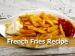 Ramadan 2021 Prepare French Fries At Home For Iftar
