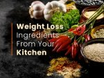 Kitchen Ingredients For Weight Loss