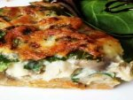 Spinach Goat Cheese Recipe