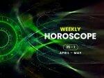 Weekly Horoscope 25 April 01 May