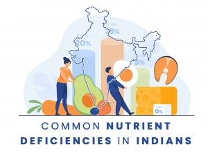 Common Nutrient Deficiencies Among Indians And Their Food Sources