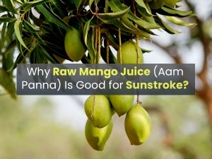 Why Is Raw Mango Juice (Aam Panna) Considered The Best Drink To Treat Sunstroke?