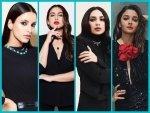 Triptii Dimri Huma Qureshi Sobhita Dhulipala Alia Bhatt S Black Outfits On Instagram