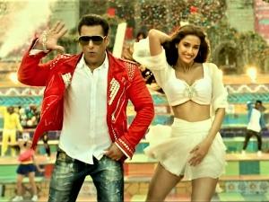 Disha Patani And Salman Khan S Fashionable Looks In Radhe S Zoom Zoom Song