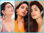 Janhvi Kapoor Nora Fatehi And Fatima Sana Shaikh Inspired Subtle Makeup Ideas For Eid