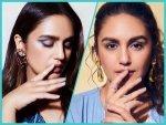 Maharani Actress Huma Qureshi S Eye Makeup Looks From Promotions