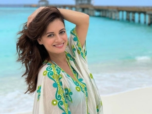 Mom To Be Dia Mirza In Her Incredibly Unique Fusion Outfits For Latest Covershoot