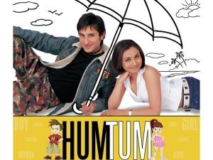 On 17 Years Of Hum Tum Rani Mukerji S Distinctive Fashion From The Film