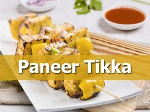 Paneer Tikka Recipe For Iftar